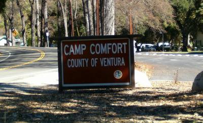 Camp Comfort